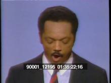 90001_12191_Presidential Campaigns 1984 Democratic Convention Jesse Jackson_08.mov
