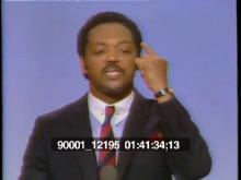 90001_12191_Presidential Campaigns 1984 Democratic Convention Jesse Jackson_10.mov