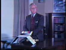90002_9992  C_ Roy Hunter holds color bar_01.mov