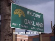 90002_BANO_2222 Welcome to Oakland Signs.mov